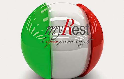 MYREST materasso italiano